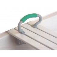 Bath Board Savanah Slatted Handle