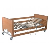 Casa Med Classic FS Low Bed with Integral Side Rails