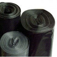 Black Refuse Sacks On A Roll